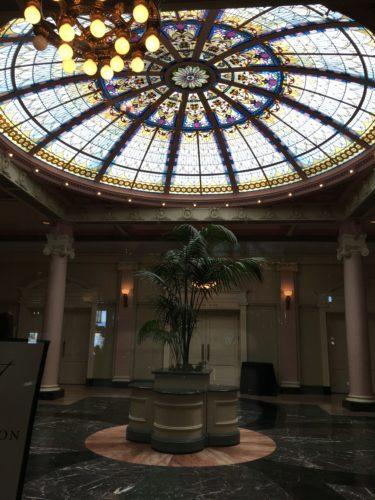Inside the Fairmont Empress Hotel