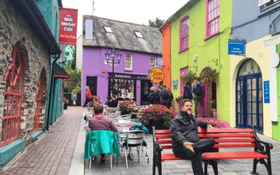 Airbnb in Bohemian Lima Peru, Rock Star home in Kinsale Ireland, Haunted Lighthouse in NY and What Makes a Good Airbnb Bed.