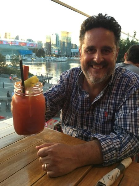 Jeff and his Bloody Caesar